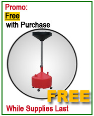 Auto Lift Lift Free 8G oil drain