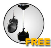 Dannmar Lift Free DO-8 Oil Drain Offer