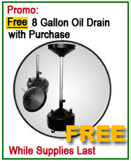 Dannmar Lift Free DO-8 Oil Drain