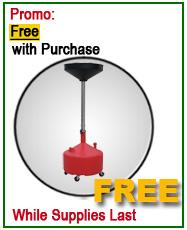 Launch Lift Free 8G oil drain