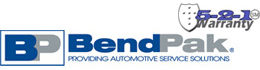 BendPak logo